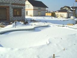 Бассейны зимой