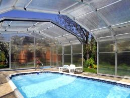 Павильоны для бассейнов Водный Мир
