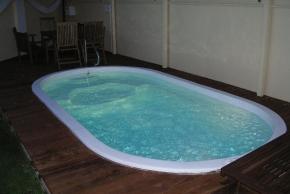 Композитный бассейн Гурон
