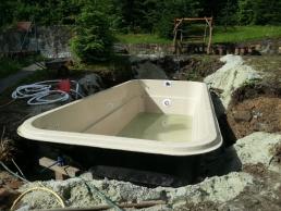 Строительство бассейнов под ключ Киев