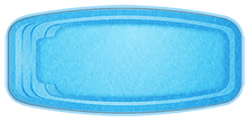 Композитный бассейн Buffalo