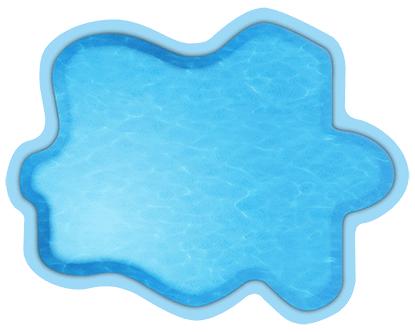 Композитный бассейн Ritsa