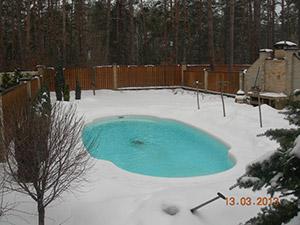 Зимний бассейн
