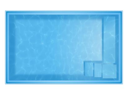 Композитный бассейн Taho